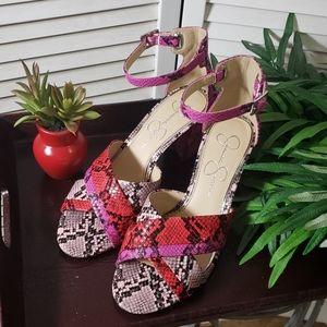 NWOB Jessica Simpson Heels Size 8 1/2